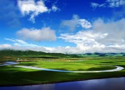【全景系列】九寨沟黄龙+花湖若尔盖草原精品四日游