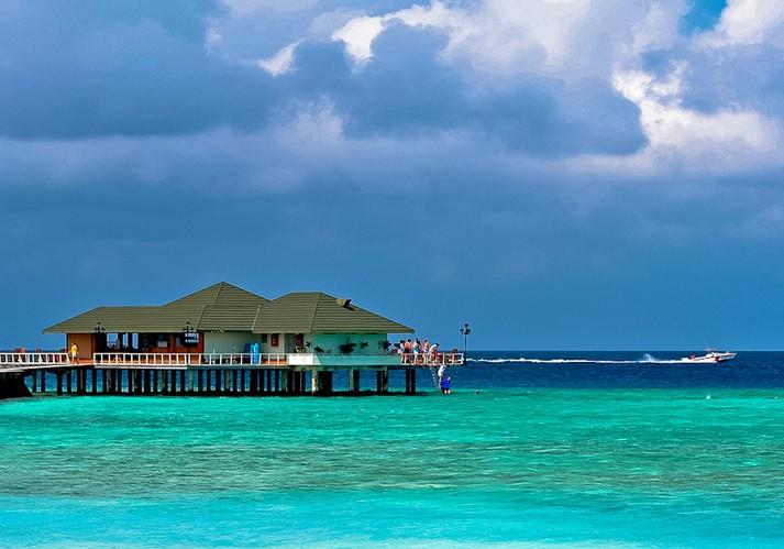马尔代夫旅游攻略之双鱼岛