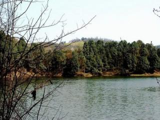 崇州白塔湖
