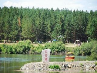 都江堰翠月湖