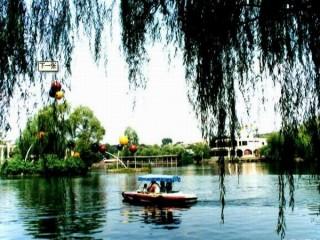 中国(成都)凤凰湖国际生态湿地旅游度假区