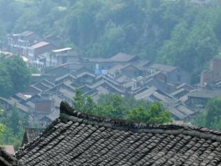 广安肖溪古镇