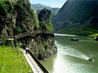 广元明月峡